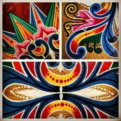 Carretas Tipicas - Tradiciones - Costa Rica