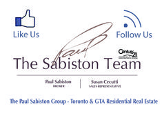 Sales Representative, Residential Real Estate, Toronto, Group