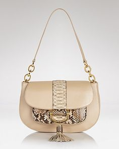 Michael Kors Shoulder Bag - Tonne Tassel