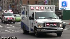 [New York City] Ambulance Beth Israel + Ambulance Assist