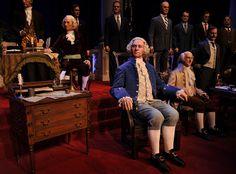hall of presidents disneyland