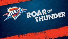 OKC Thunder   Roar of Thunder