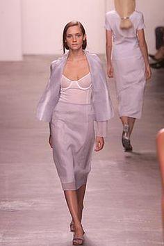 Calvin Klein Collection - Spring 2000