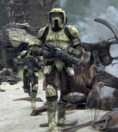 41st Elite Corps, 9th Assault Corps, Clone Trooper