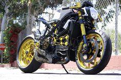 Nick Anglada Ducati Cafe Racer