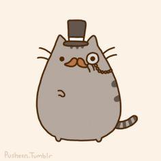 Pusheen the cat AWWW