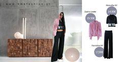 Παντελόνα New York - Ζακέτα Linett Winter 2014 2015, Fashion, Moda, La Mode, Fasion, Fashion Models, Trendy Fashion