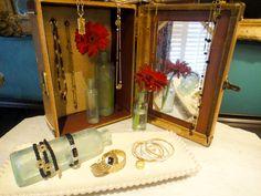 Love Love this jewelry display for my Sara Blaine Jewelry!!!