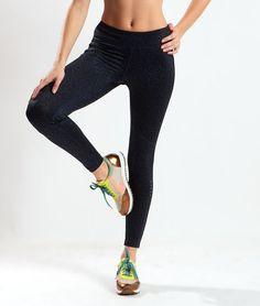 Legging ultra stretch, effet galbant