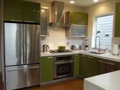 Small Cool Kitchens | 90 Square Feet  | BEST OF 2011 http://community.apartmenttherapy.com/contests/smallcoolkitchens/2011/entries/3042