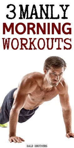 3 Best morning workouts for men which you can do at home! Best Morning Workouts For Men & The Bald Brothers Source by The post Best Morning Workouts For Men Morning Workout At Home, Good Mornings Exercise, Home Workout Men, Gym Workout For Beginners, Morning Workouts, At Home Workout Plan, At Home Workouts, Gym Workouts For Men, Workout Plans