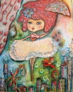 An Ordinary Day Canvas Print / Canvas Art by Patti Ballard