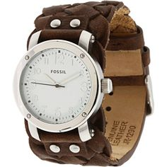 $85 I need more Fossil watches :D