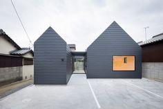 Sanjo Hokusei Community Center,© Takumi Ota