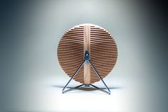 Conceptual speakers for the home, imagined by students in Finland