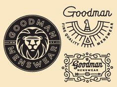 Goodman Menswear by Keith Davis Young