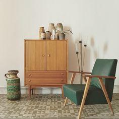 Mueble escandinavo  Sillón francés