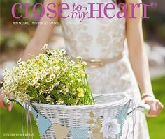 Carol-Anne Grenier Close to my Heart Consultant: New Idea Book and the August Stamp of the month