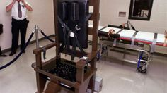 Tennessee brings back electric chair during lethal injection drug scarcity