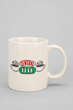 Friends Central Perk Mug | 24 TV Show Coffee Mugs That Are Perfect For Both Your Coffee And TV Addiction