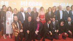 Premiere Mi Gran Noche -La vuelta al cine de Raphael