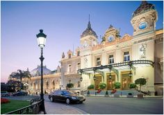 Places to Go: Europe: Monte Carlo, Monaco
