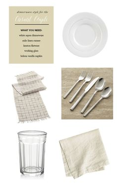 @100layercake's dinnerware must-haves for the classic couple