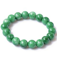 01decbe4787 Certificate Included !Lucky Natural Giada Stone Bracelet Mantra Prayer  Beads Giada Bracelet Beaded braclets for