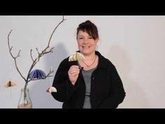 DIY Papier Regenschirme selbermachen - YouTube