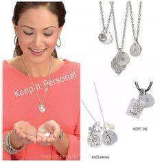 Keep it Personal jewelry
