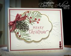IC406~Inspired Wishes by darleenstamps - Cards and Paper Crafts at Splitcoaststampers.  SU Peaceful Wishes