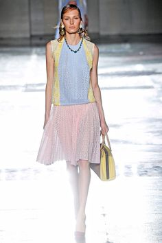 Prada Spring 2012 RTW - Review - Collections - Vogue