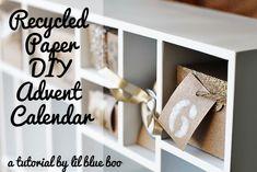 Paper DIY Advent: Part 1