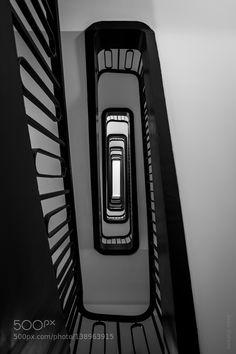 Treppenhaus by JensGulyas