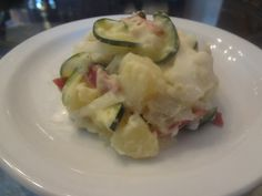 Maple Bacon Potato Salad