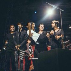 /All Time Low and Vic Fuentes//