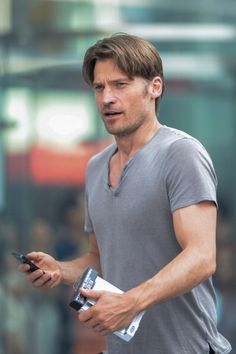 Nikolaj Coster-Waldau Cersei And Jaime, Nikolaj Coster Waldau, Jaime Lannister, My Happy Place, Beautiful Creatures, Coaster, Sexy Men, Beautiful People, Crushes