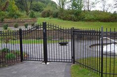 Cheap Fence Ideas | Wholesale Elite Aluminum Fence Gates - Discount Fence Supply