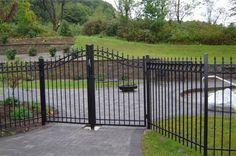 Cheap Fence Ideas | Wholesale Elite Aluminum Fence Gates - Discount Fence Supply