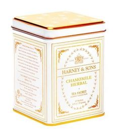 Chamomile Herbal Tea - Classic Tin