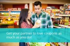 How to Positively Change Your Partner's Mind About Couponing