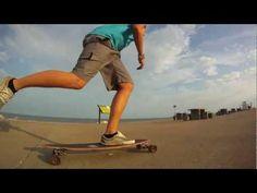 GoPro Longboarding Tricks