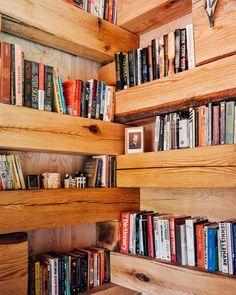In deze adembenemende 'geheime' bibliotheek kun je ook loger... - Het Nieuwsblad: http://www.nieuwsblad.be/cnt/dmf20160925_02484861