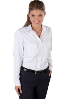 Edwards 5262 Women's Long Sleeve Navigator Shirt