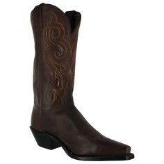 Tony Lama Women's Stallion Americana Western Boots