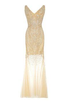 Dynasty Prom Dress  - Carson