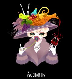 #Aquarius 1. Surprise them. Give them a Venus Flytrap plant, a hypnotic 3-D poster or a hand-woven Guatemalan sweater. 2. Become intimate with the mind of your Aquarius before their body. They will captivate you mentally and intrigue you completely.  3. Compliment your Aquarian's devotion to ideals. They will show you the value of making the world -- and the bedroom -- a more creative place.