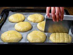Legpuhább és könnyedebb kenyér, a TITOK - egy kis tej  Cookrate - Magyarország - YouTube Food And Drink, Blandito, Bread, Cooking, Tej, Burgers, Youtube, Gastronomia, Gluten Free Recipes