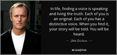 TOP 25 QUOTES BY JOHN GRISHAM (of 95) | A-Z Quotes