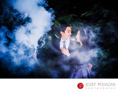 Best Award winning Vancouver wedding photographers Povazan Photography - Winter snow engagement at Cypress with smoke bomb stick: Unique winter snow engagement pictures at Cypress Mountain with smoke bomb stick. Creative and modern wedding pictures for adventure seeking brides and grooms. Extraordinary portraits from engagements and wedding celebrations. Couples love to have fun and to let them enjoy themselves at their photo sessions fun is always there. Created by Vancouver Award winning…